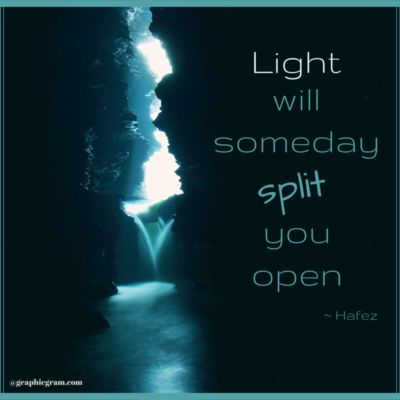 Light will someday